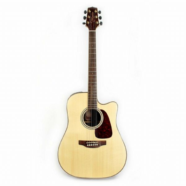 Takamine GD93CE Electro Acoustic Guitar, Natural - TK-GD93CE-NAT
